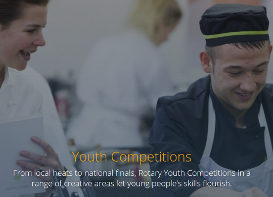 Youth competitions