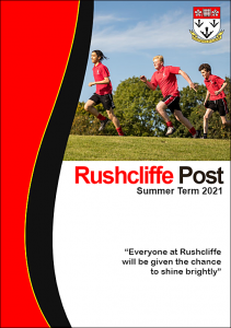 Cover of Summer Ruschcliffe Post 2021
